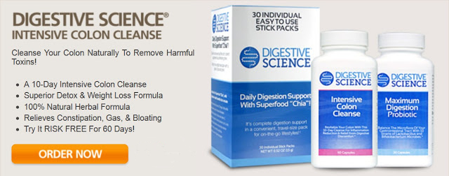 Buy Intensive Colon Cleanse
