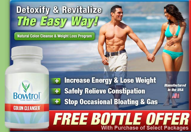 Buy Bowtrol Colon Cleanse